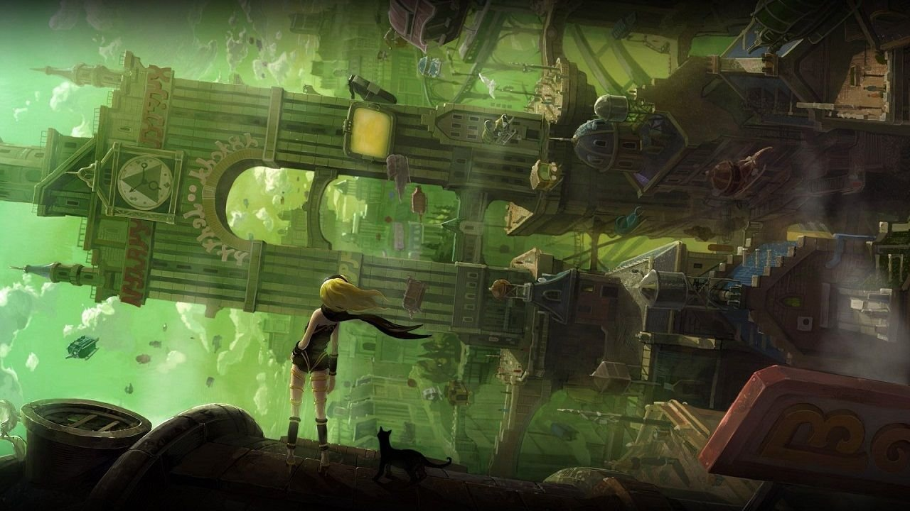 Gravity Rush Plays Brilliantly on… PlayStation TV? So Do Other Unsupported Games