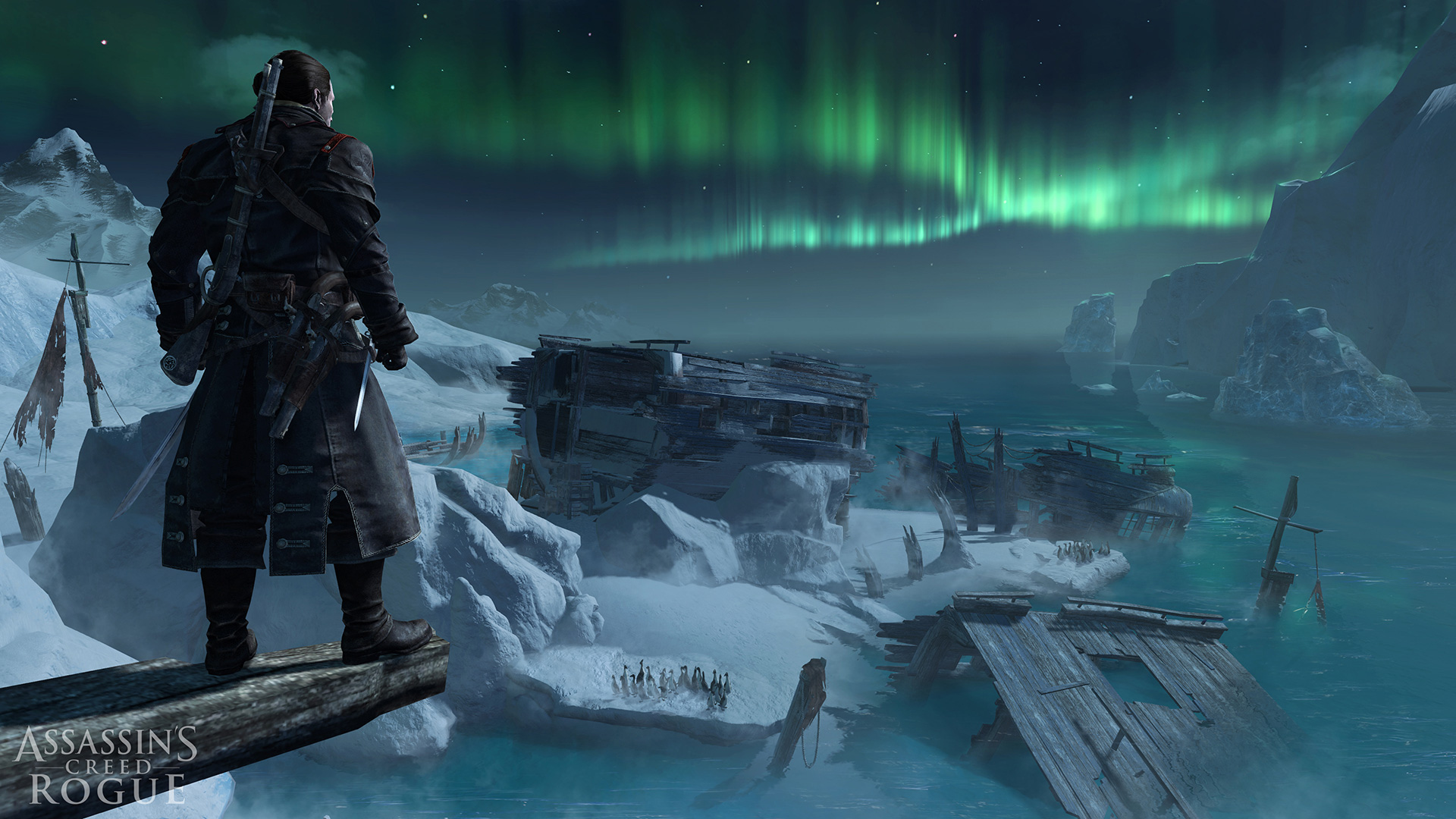 Assassin's Creed: Rogue Review (PS3, Xbox 360)