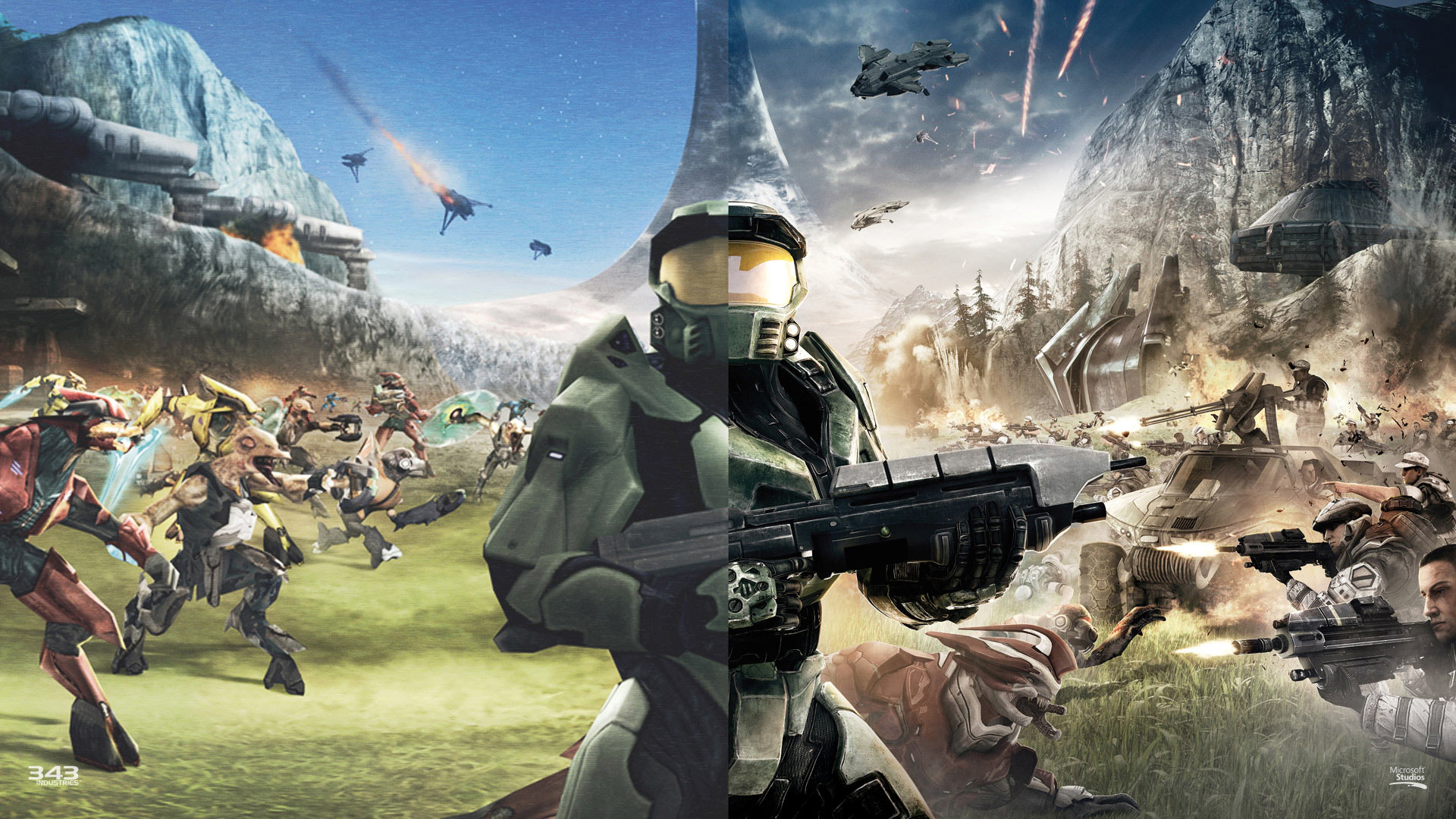 halo graphics