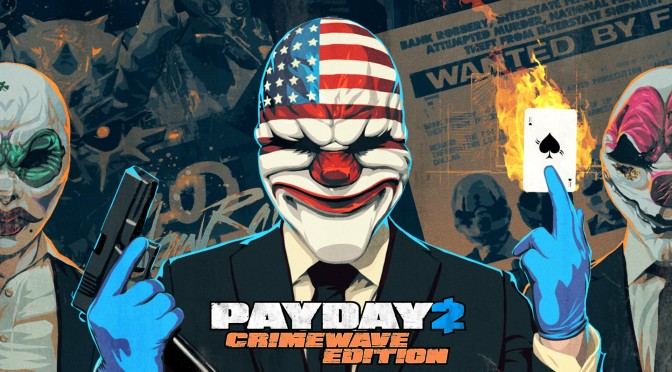 Payday 2 Getting Yakuza Character Pack This Month, Stlylish New Trailer Released
