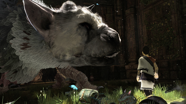 Ueda: The Last Guardian E3 2015 Level Was Ready in 2010; Speaks About Graphics and More