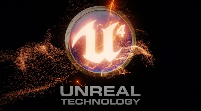 Unreal-Engine-4