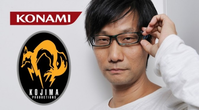 Konami Removes Kojima From Final MGSV Box Art