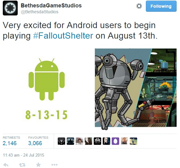 Will You Survive Fallout Shelter When It Arrives On ...
