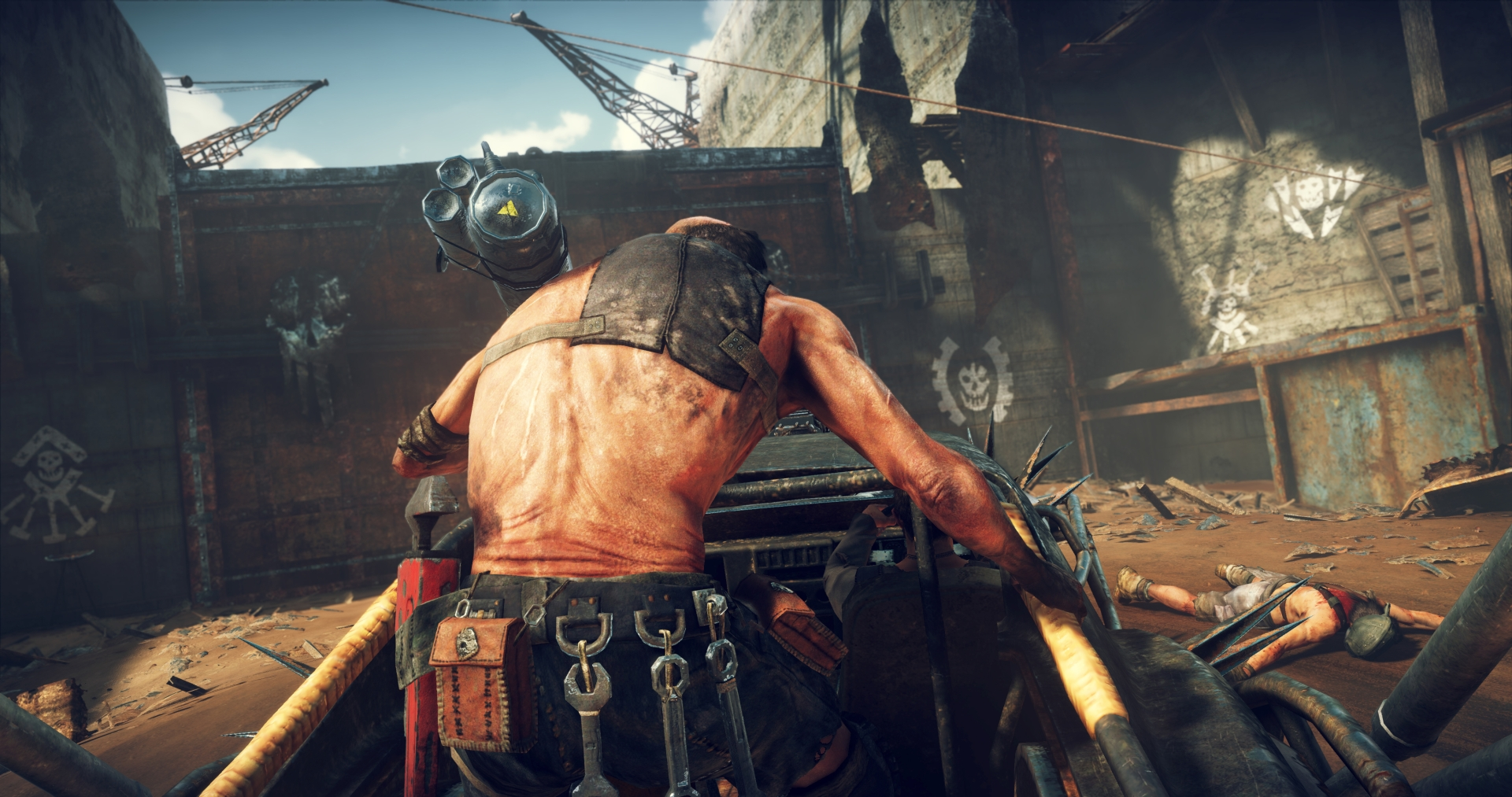 Xbox Games Reviews Madmax