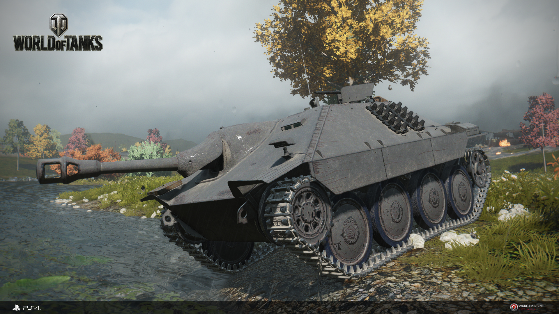 World Of Tanks For PS4 Gets A New Batch Of 1080p ...