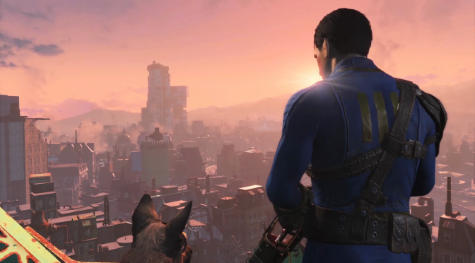 Fallout 4 Rated For Drugs, Violence, Sex and More
