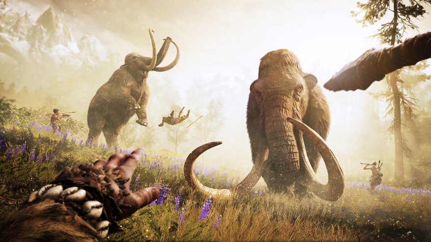 Far Cry: Primal Will Have Sex, Nudity, and Obviously a Lot of Violence; Online Interactions, Too