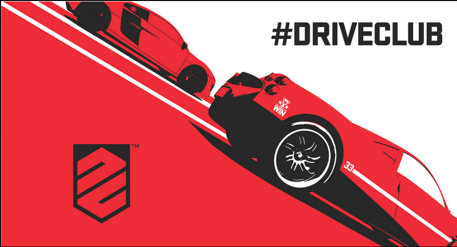 driveclub logo screen