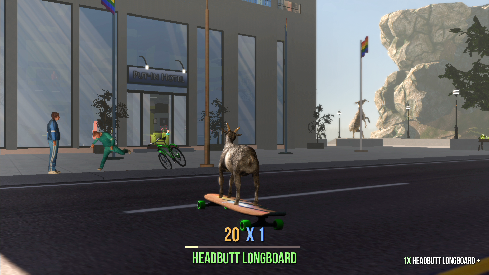 Xbox One to Receive Goat Simulator: The Bundle This March