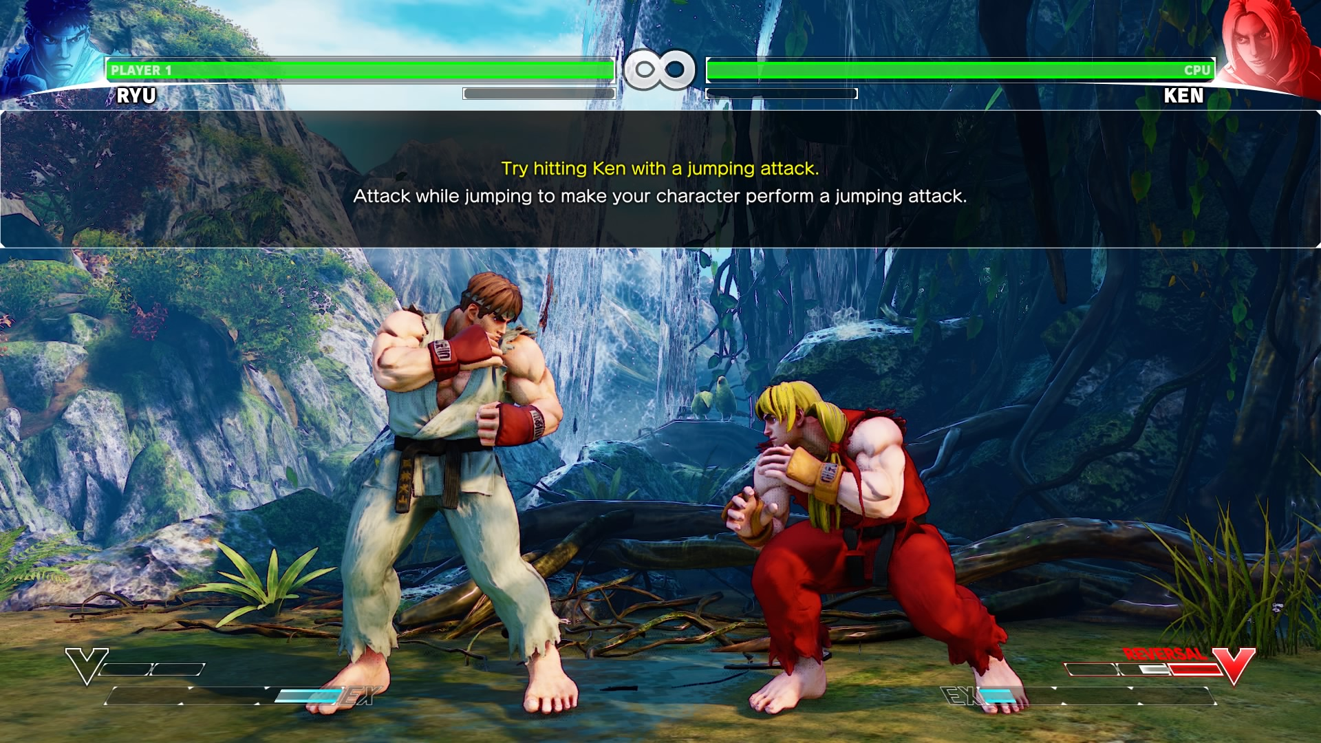 STREET FIGHTER V PS4