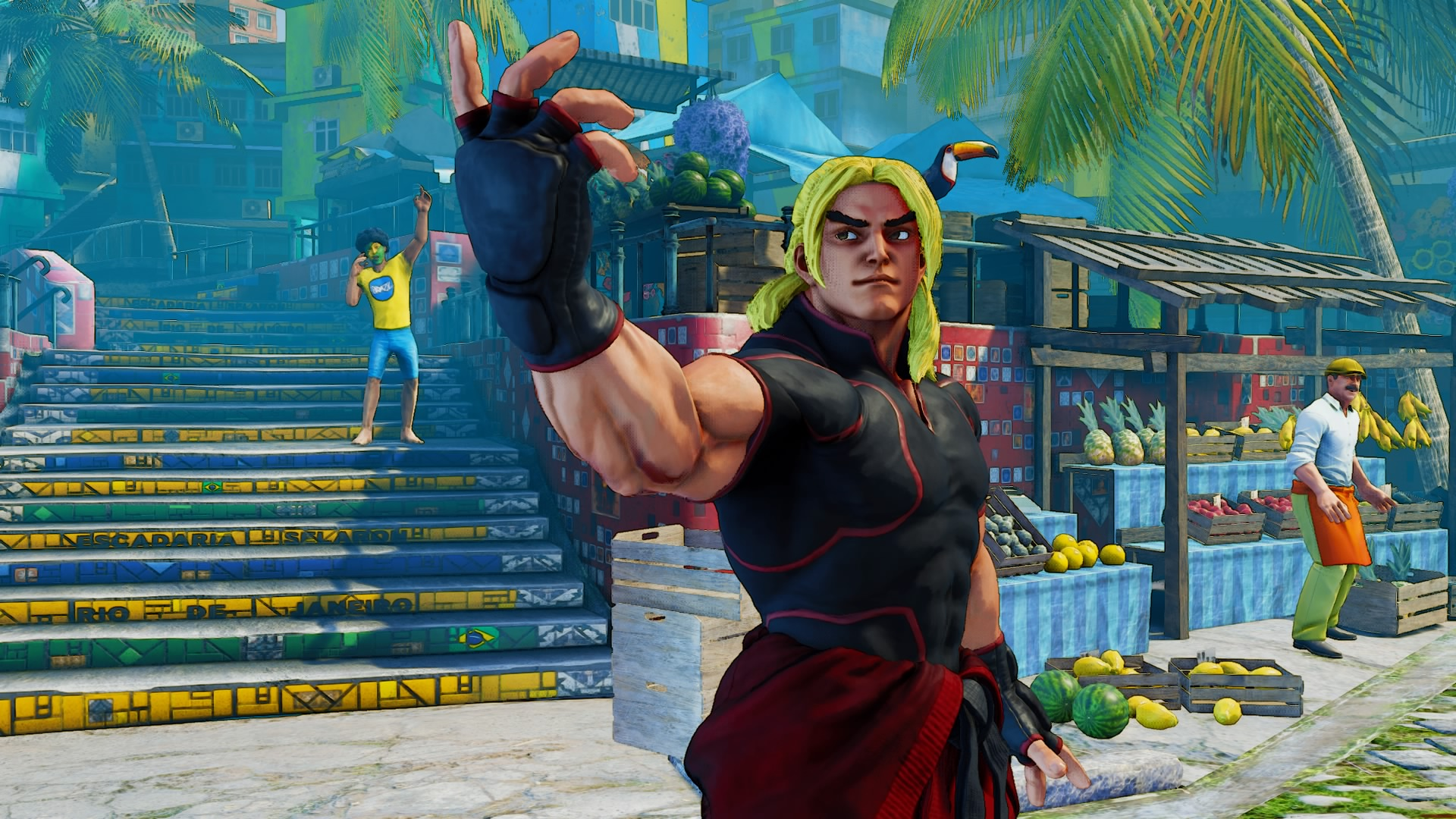 First Impressions: Street Fighter V's Story Mode is Pretty Poor, But the Gameplay is Spot On